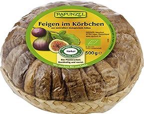 Rapunzel Feigen Lerida im Körbchen, Projekt, 3er Pack (3 x 500 g) - Bio