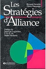 Les stratégies d'alliance Hardcover
