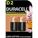 Duracell acculader Maat D Ultra - 3000 mAh Batterijen, 2 Stuks