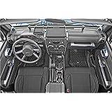 Rugged Ridge 11156.95 Chrome Interior Trim Accent Kit