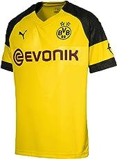 Puma Herren BVB Home Shirt Replica Evonik with Opel Logo Trikot