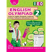 International English Olympiad - Class 2 (With OMR Sheets): Essential Principles with Examples, MCQS & Solutions, Model…