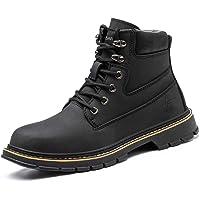 PAQOZKC Chaussures de Sécurité Hommes Femme Montante Hiver Chaussures de Travail avec Embout de Protection en Acier…