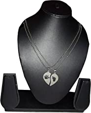 Gadgert Deals Couple His and Her Pendant