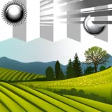Orologio Meteo Widget Landscape