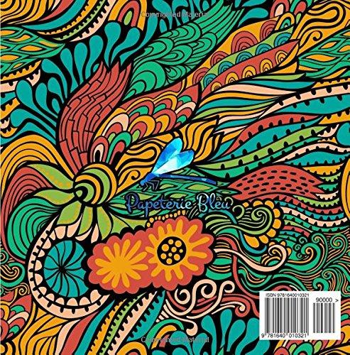 Namaste: Libro De Colorear Para Adultos: Un regalo original ...