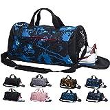 Fitness Studio Tasche, rosa Sporttasche, mit Schultergurt