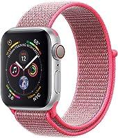Corki para Correa Apple Watch 38mm 40mm 42mm 44mm, Brazalete de Repuesto de Nylon Deportivo para Apple Watch iWatch Series 4, Series 3, Series 2, Series 1