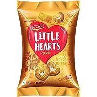 Britannia Little Hearts Biscuits - Classic, 34.5g