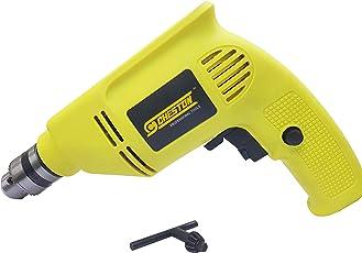 Cheston Plastic 350-Watt Drill Machine, Yellow