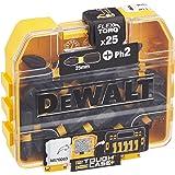 Dewalt DT70555T-QZ DT70555T-QZ-Juego de 25 Puntas Ph2 25mm