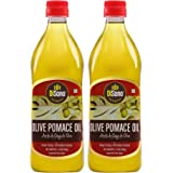 Disano Pomace Olive Oil, 1L (Pack of 2)