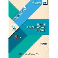 Gestion des obligations fiscales BTS CG 2e année: Processus 3