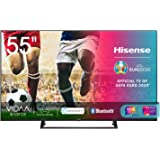 "Hisense 55AE7210F, Smart TV LED Ultra HD 4K 55"", Single Stand, HDR 10+, Dolby DTS, Alexa integrata, Tuner DVB-T2/S2 HEVC…"