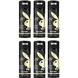 Playboy VIP Men Deo Body Spray, 6er Pack(6 x 150 ml)