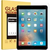 iPad 9.7inch (2018 & 2017) / iPad Pro 9.7 / iPad Air 2 / iPad Air Screen Protector, SPARIN Tempered Glass Screen Protector -