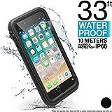 Catalyst Coque Etanche iPhone 8 Étanche,Protection Anti-Chute pour iPhone 8 (Noir Discret)