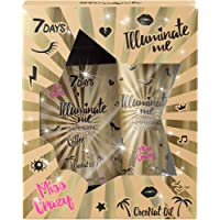 Set Regalo Cura della Pelle Complessa Idratante Anti-Cellulite Scrub Latte Corpo Brillante Kit Regalo Piccolo per Lei…