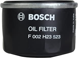 Bosch F002H235238F8 High Performance Spin-on Replacement Lube Oil Filter