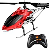 Syma RC Helicopter with Remote Control, Airplane With Altitude Hold Gyro Outdoor Helicopter Model Toys, 2.4Ghz RC Plane 3.5 Channels, RC Flying Drone For Kids Boys Adults
