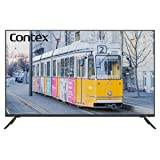 Contex 50 inch 4K Ultra HD LED Smart Android TV with Remote Control - CON50F30SUTSA