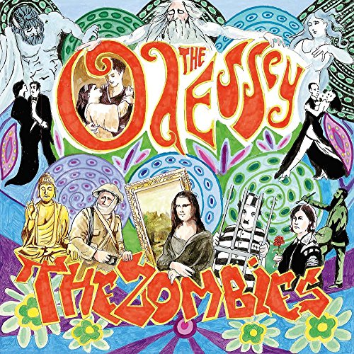 the-odessey-the-zombies-in-words-and-images