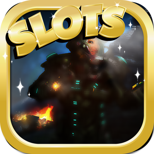 Slim Slots : Andromeda Edition - Free, Live, Multiplayer Casino Slot Game -