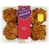 Morrisons Indian Takeaway Onion Bhajis, 300g