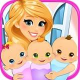 Best Beansprites LLC App Games - Newborn Triplets - Newborn Baby & Mommy Pregnancy Review