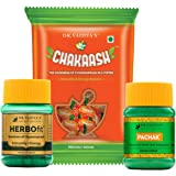 Dr. Vaidya's New Age Ayurveda | Weight gain Combo Pack | Helps with weight gain to strengthen immune system | Herbofit…