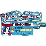 RIANXEIRA. Pack de 16 latas x 65g. de Atún Claro Bajo en Sal ...