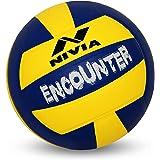 Nivia Encounter 494 Polypropylene Volleyball (Multicolour)