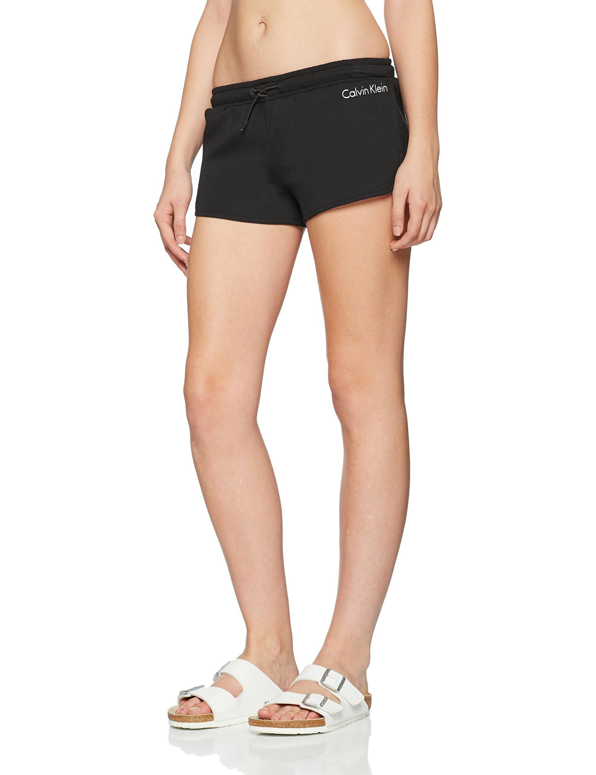 Calvin Klein Damen Sportshorts Spacer Short