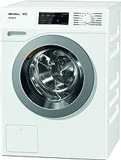 Miele WCE 330 WPS Waschmaschine Frontlader / A+++ / 157 kWh/Jahr / 1400 UpM / 8 kg Schontrommel / 59min-Waschprogramm mit PowerWash 2.0 / Vorbügel-Funktion für leichteres Bügeln