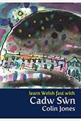 Learn Welsh Fast With Cadw Swn (Book and DVD) Paperback