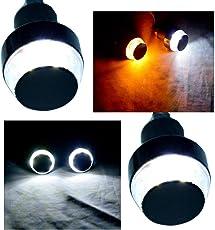 Spedy Handle Bar End LED Light Dubble Color for Bajaj V15 Item_id-540