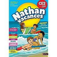 Cahier de Vacances 2020 du CE2 vers le CM1 - Nathan Vacances - 8/9 ANS