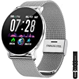 TagoBee TB11 Smartwatch Bluetooth IP68 Pulsera Inteligente Impermeable Reloj Movil HD Touch Screen Fitness Tracker Compatible