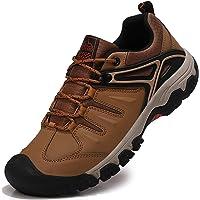 ASTERO Chaussure de Randonnée Homme Basse Boots Trekking Sneakers Lacet Outdoor Sport Marche Bottes Antidérapant Taille…