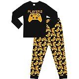 Pijama largo con motivos de videojuegos