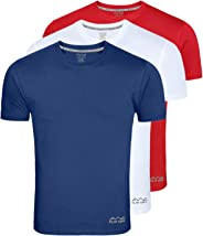 AWG - All Weather Gear Men's Solid Regular fit T-Shirt