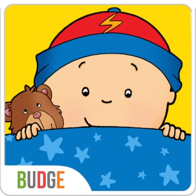 Goodnight Caillou - Bedtime Activities - low-cost UK light store.
