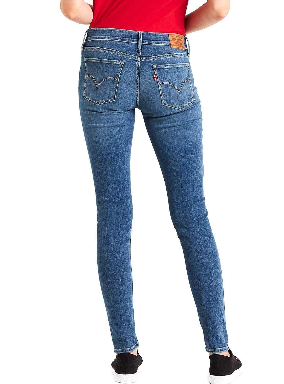 Levi's Innovation Super Skinny Jeans para Mujer