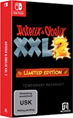 Asterix & Obelix XXL2 Limited Edition Switch