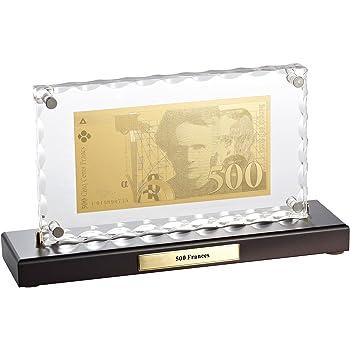 St Leonhard Geschenk Geldscheine Vergoldete Banknoten Replik 500