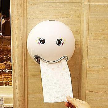 Ksell Distributeur Porte Papier Toilette Support Mural Derouleur