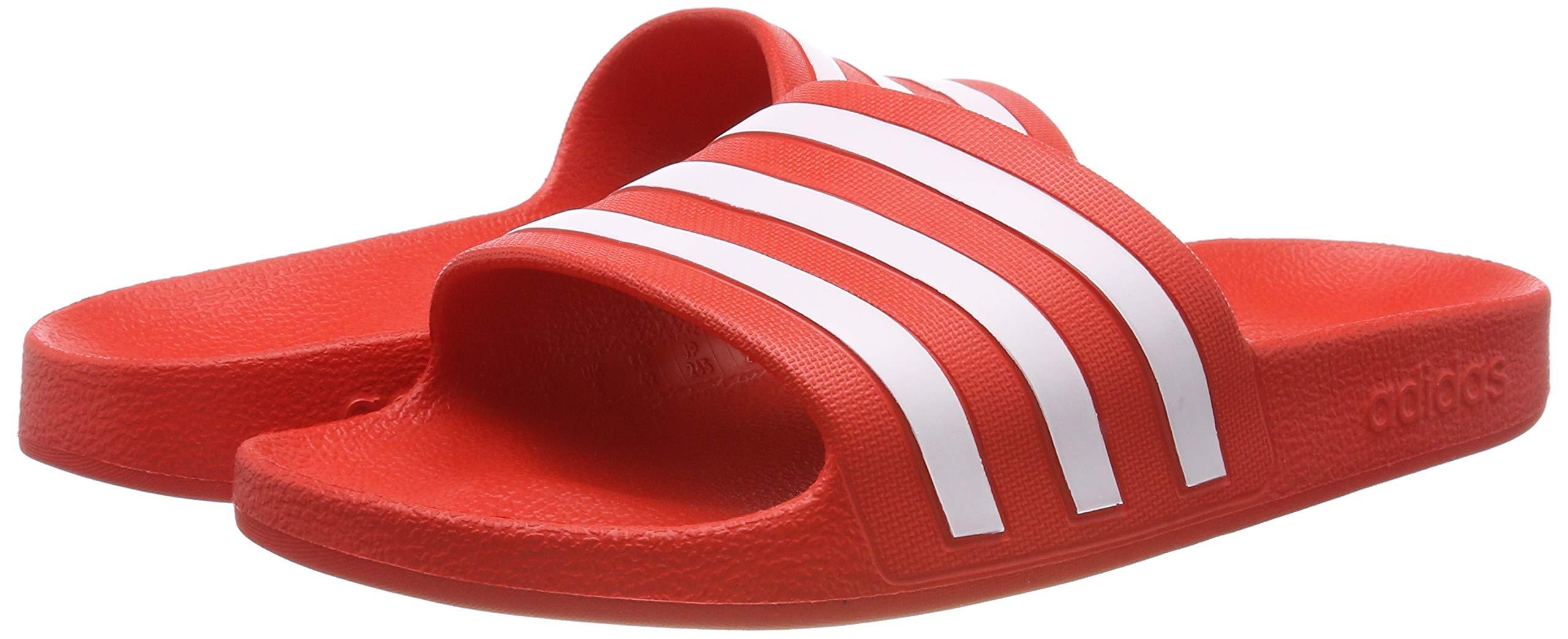Adidas Adilette Aqua Scarpe da Spiaggia e Piscina Unisex - Adulto 5 spesavip