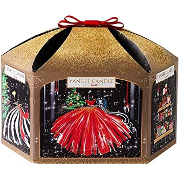 yankee candle bougie parfum e pavilliuon calendrier de l. Black Bedroom Furniture Sets. Home Design Ideas