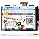 Smraza 3,5 Zoll TFT Touchscreen Display 1920*1080 HDMI LCD Bildschirm Monitor Unterstützt Raspberry PI 3 2 Modell b b +, Video und Film spielen, Arcade-Spiel, HDMI Audioeingang