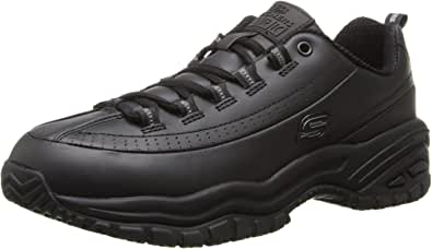 Skechers for Work Women's Soft Stride-Softie Lace-Up